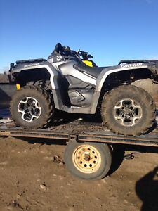 2013 Can-Am 650