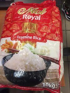 Jasmine rice and premium coconut milk for sale