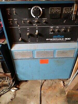 Miller Syncrowave 300 Acdc Welder
