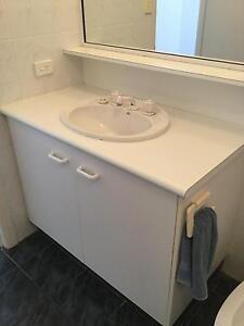 Used bathroom vanities/shower bath/screens/toilets Bargara Bundaberg City Preview