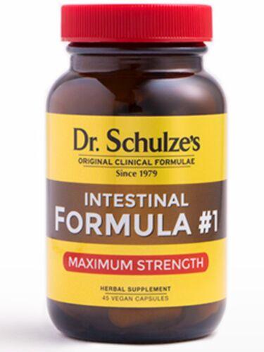 Dr Schulze's Intestinal Formula #1 Organic Colon Cleanse C