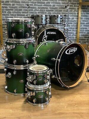 PDP MX series Maple Drum Shell Pack By DW 6 Piece #332
