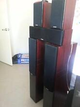 Home theatre system, monarch speakers, yamaha amp Gooseberry Hill Kalamunda Area Preview