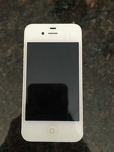 iPhone 4S -16GB white/silver