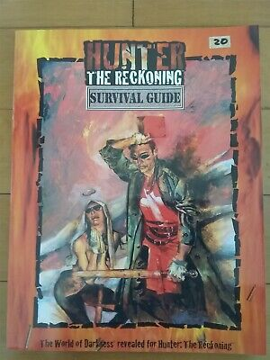 Hunter the Reckoning Survival Guide