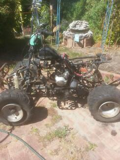MUST SELL TODAY  LIFAN 250 QUAD Rockingham Rockingham Area Preview
