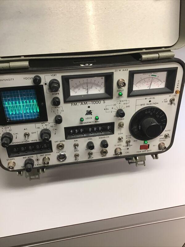 IFR FM/AM 1000S