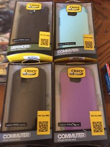 HTC One (M8) Otter Box Cases