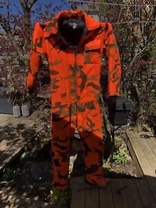 Hunting coveralls