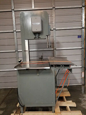 Hobart Commercial Meat Saw No Tag Tested 208v  Maybe A 5614 Model