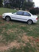 1996 Honda Civic sedan Kentish Area Preview