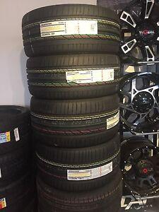 315/35r20; 275/40r20 Bridgestone deuler HP sport RUNFLAT!