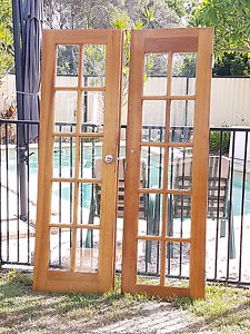External Double French Doors Salisbury Brisbane South West Preview