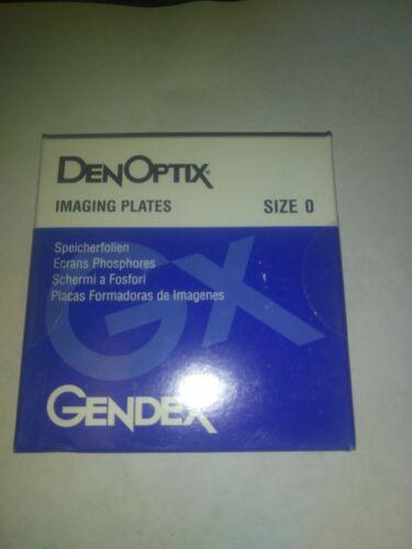 Gendex denoptix phosphores imging plates size 0
