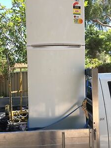 Lg fridge freezer will deliver Bibra Lake Cockburn Area Preview