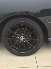 Swaping a set of 18 inch bsa v8 rims for a set of holden alloys Parramatta Parramatta Area Preview