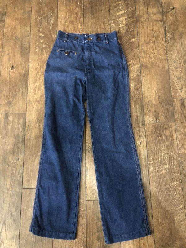 Vintage Wranglers High Waist 70S Jeans Mom