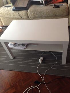 White coffee table Springvale Greater Dandenong Preview