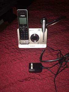VTech cordless phone with headset