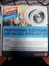 Professional Electronic Low Voltage Downlight Kit X 5 Kewdale Belmont Area Preview
