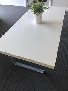Super Amart Coffee Table White Chapel Hill Brisbane North West Preview