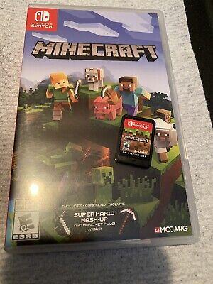 Minecraft (Nintendo Switch) Used