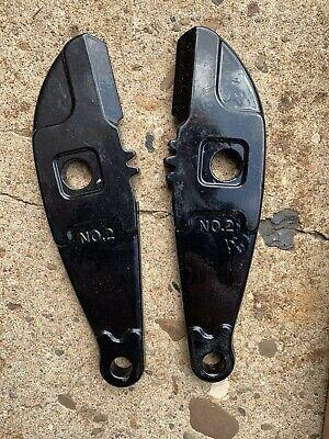 H.k. Porter Bolt Cutter Jaws 0212c