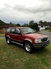 1997 Ford Explorer Wagon Blackalls Park Lake Macquarie Area Preview