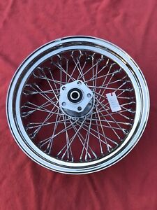 "Harley 16"" x 5-1/2"" 60 spoke rear wheel"