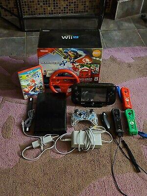 Nintendo Wii U Mario Kart 8 Deluxe Bundle with EXTRAS!! segunda mano  Embacar hacia Mexico