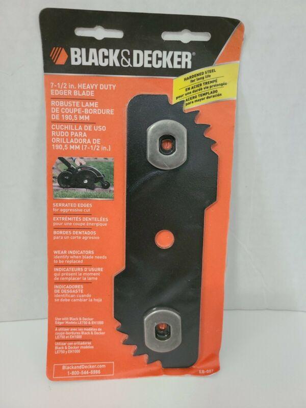 BLACK+DECKER EB-007 Edge Hog Heavy-Duty Edger  Blade