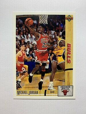 1991-92 Upper Deck Michael Jordan #44