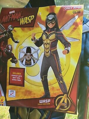 Girls Marvel Ant-Man The Wasp Tech Suit Deluxe Costume](Tech Halloween Costumes)