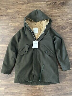 A Kind of Guise Olive Green Bug Parka 2.0 Size Small New w/Tags