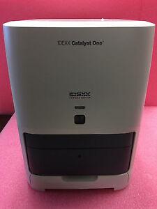 Idexx Catalyst One Vet lab (warranty) Excellent Condition