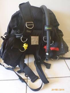 Zeagle Tech Weight Integrated BCD