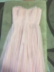Vera wang size 12 dusty pink dress Manly West Brisbane South East Preview
