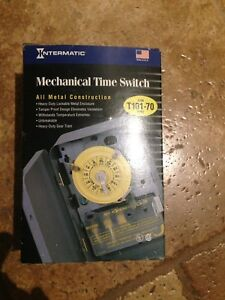 Intermatic timer T101-70 brand new