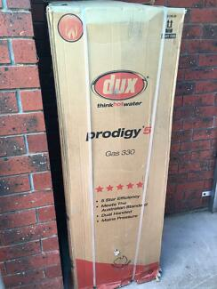 Brand New Dux prodigy 5 gas hot water heater LPG rrp $1200