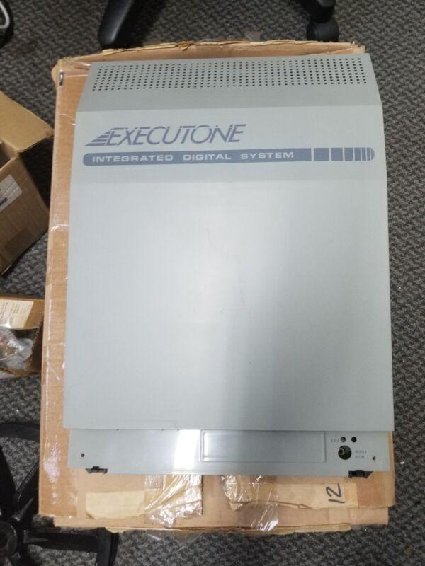 EXECUTONE 36100-1 INTEGRATED DIGITAL TELEPHONE SYSTEM