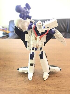 Transformers Universe Classics ASTROTRAIN Deluxe Figure Complete Includes Weapon