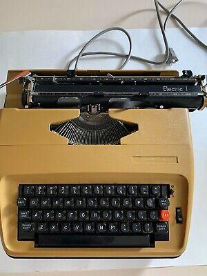 Vintage Sears Typewriter electric  1  Portable Electric