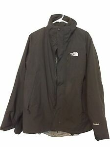 Men's med north face 3 in 1 jacket worn twice