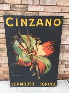 Man Cave Bar CINZANO art