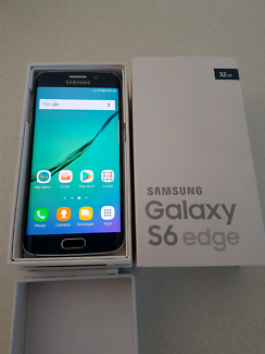 Wanted: Samsung galaxy S6 edge 32 GB