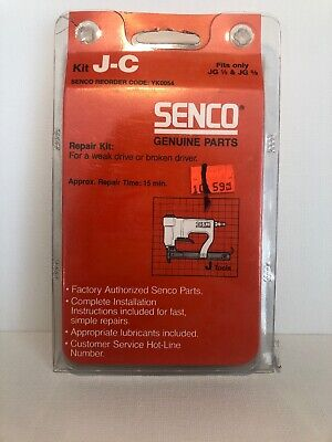 Senco Yk0054 Ec0164 J-c Driver Repair Kit Fits Jg 12 Jg 58 Nailer Stapler