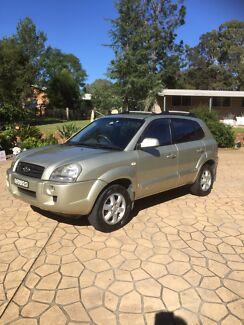 2005 Hyundai Tucson Elite Ellis Lane Camden Area Preview