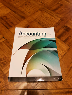 Hoggett in perth region wa textbooks gumtree australia free accounting 9th edition fandeluxe Images