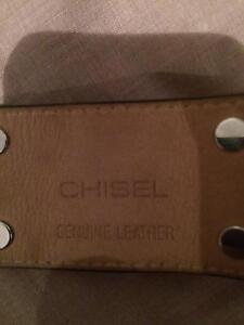 Chisel leather watch Dapto Wollongong Area Preview