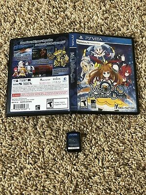 MEIQ LABYRINTH OF DEATH - PLAYSTATION VITA , PS VITA , PSVITA , RARE